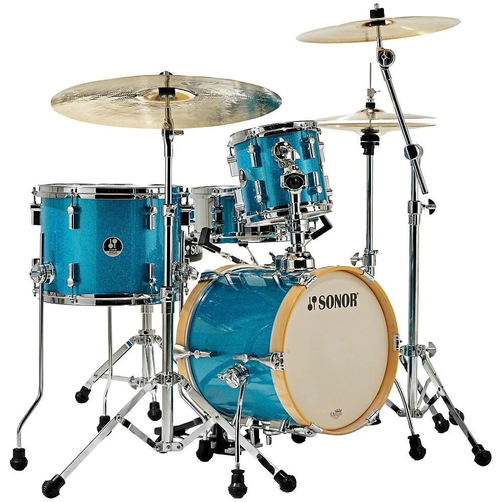 Sonor Martini 4-Piece Shell Set by Sonor