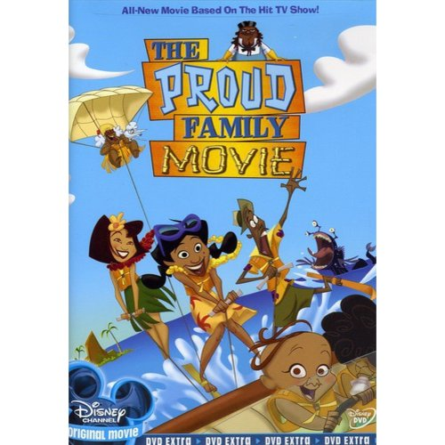The Proud Family Movie (Full Frame)