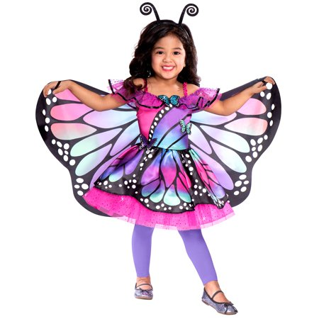 Kmart Toddler Costumes (Toddler Butterfly Beauty Halloween)