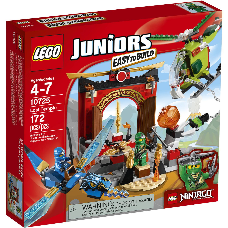 LEGO Juniors Lost Temple, 10725