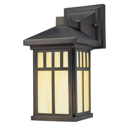 Westinghouse Lighting Burnham 1-Light Outdoor Wall Lantern by Westinghouse
