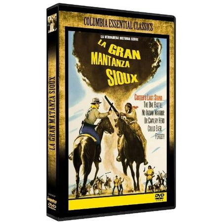 The Great Sioux Massacre [ NON-USA FORMAT, PAL, Reg.0 Import - Spain ]](Sioux Shop)