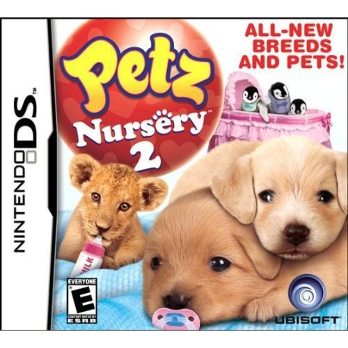 Petz Nursery 2 (DS)