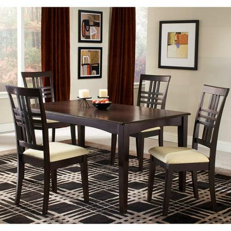 Hillsdale Tiburon Dining Table Espresso