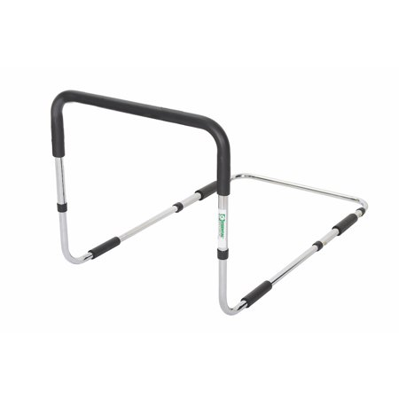 Height Adjustable Hand Bed Rail for Home (Folding Bed Rail)