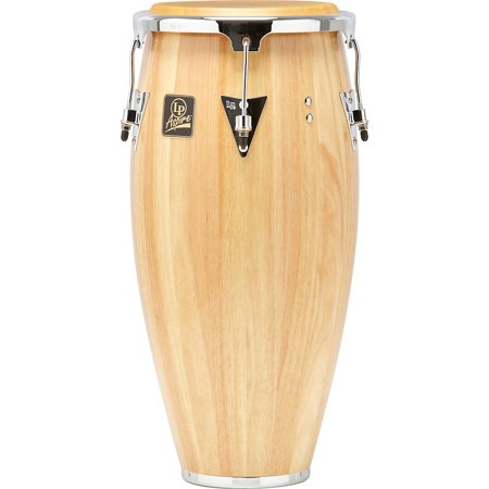 LP Aspire Wood Conga Chrome (Palladium Conga)