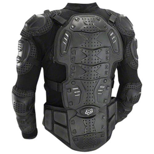 Fox Racing Titan Sport Suit: Black MD