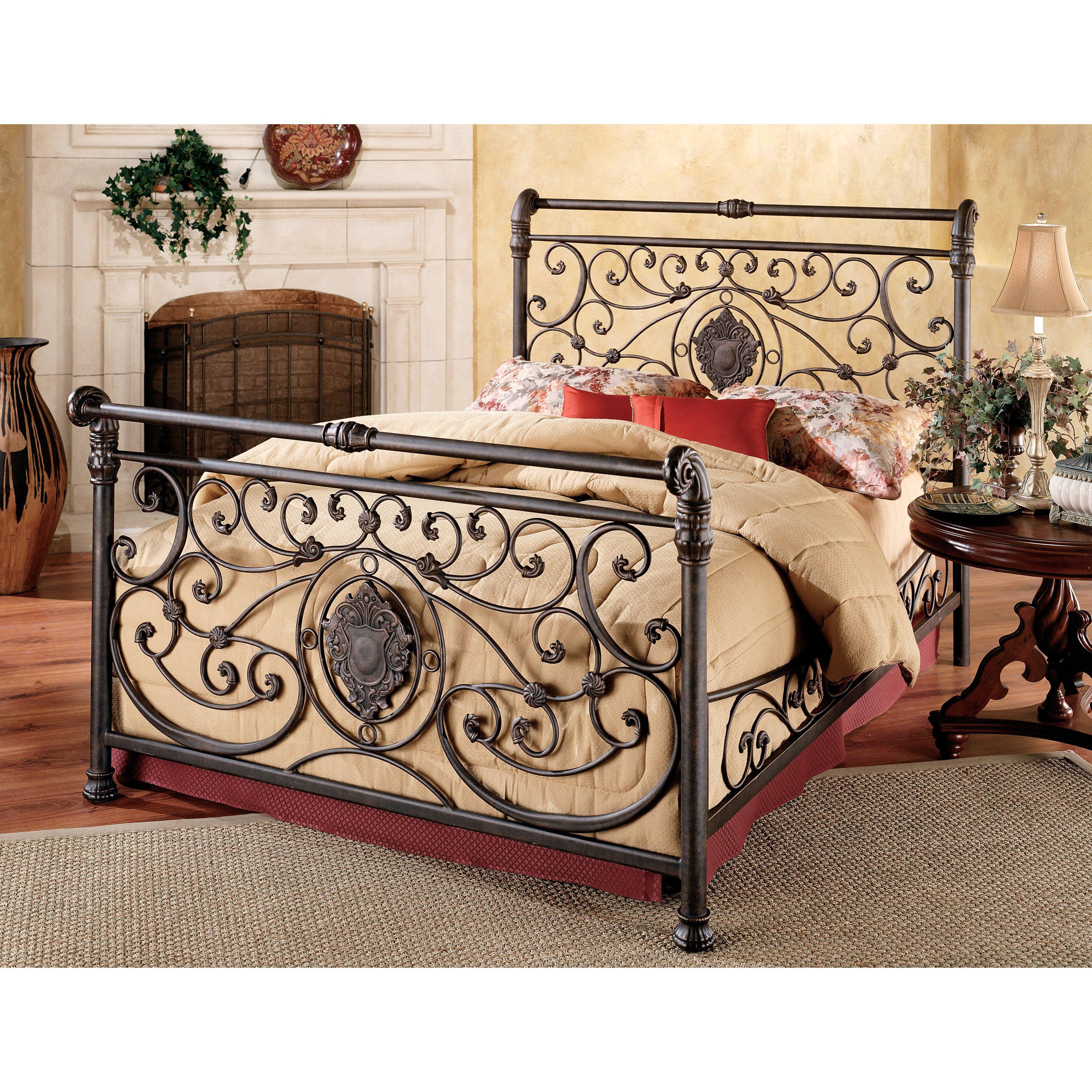 Hillsdale Mercer Sleigh Bed by Hillsdale Furniture LLC