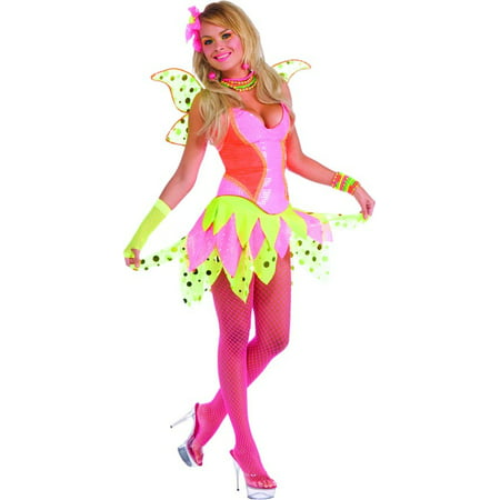 Sexy Rave Pixie Fairy Costume Adult (Fairy Costumes Adult)