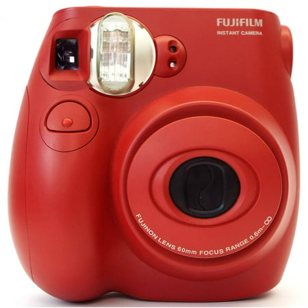 Fujifilm Instax Mini 7S Instant Camera (with 10-pack film ...