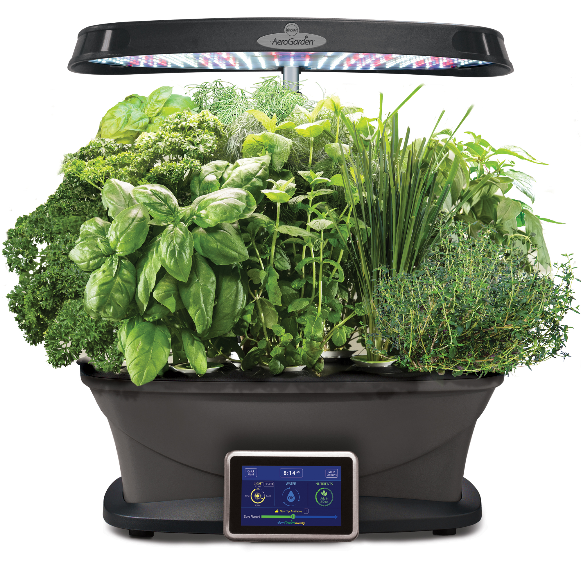 Miracle-Gro AeroGarden Bounty with Gourmet Herbs