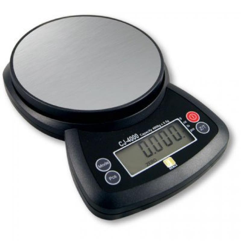 Jennings CJ4000 4000g x 0.5g Digital Scale