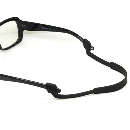 Durable Eyeglasses Sunglasses Glasses Anti-slip Elastic Silicone Headband Strap - Headband Sunglasses