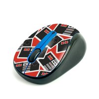 Pop Culture Collection of Skins For Logitech M510 Wireless Mouse