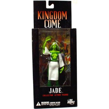 DC Kingdom Come Series 2 Jade Action - Jade Series