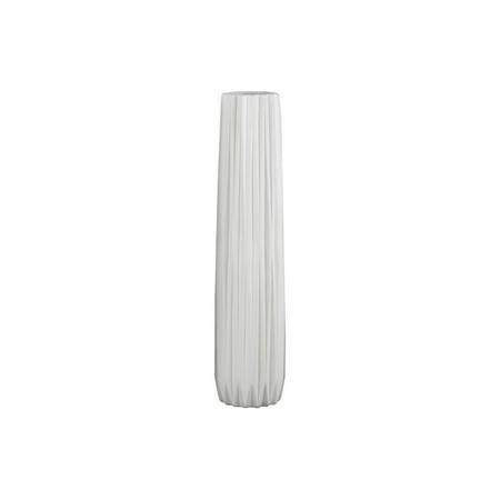 Urban Trends Collection: Ceramic Vase Matte Finish