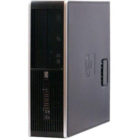 Refurbished HP Black 6005 Desktop PC with AMD Athlon II X2 Processor, 4GB Memory, 250GB Hard Drive and Windows 10 Pro (Monitor Not (Amd Athlon Ii X2 250 Price Philippines)