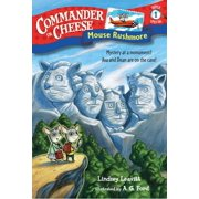 Commander in Cheese Super Special #1: Mouse Rushmore - eBook