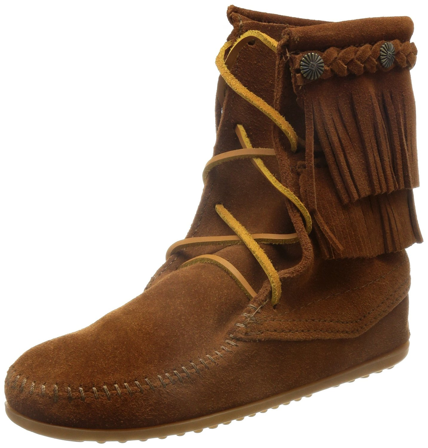 Minnetonka Women's Ankle Hi Tramper Boot by Minnetonka Moccasin Company, Inc.
