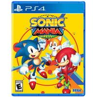 Sonic Mania Plus, Sega, PlayStation 4, 010086632286