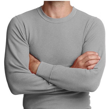 Hanes Big Men's X-Temp Thermal Underwear Crew Tee