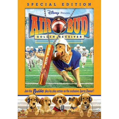 Air Bud: Golden Receiver (DVD) - Good Couples Movies