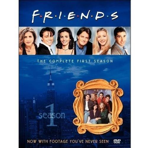 Friends: The Complete First Season (Full Frame)