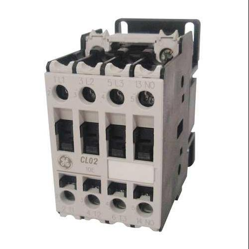 GENERAL ELECTRIC CL25A310TU Contactor, IEC, 480VAC, 3P, 22A