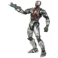 Deals on Action Figure Toys Sale: DC Comics Justice League Cyborg