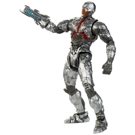 DC Comics Multiverse Justice League Cyborg - Justice League Female Characters