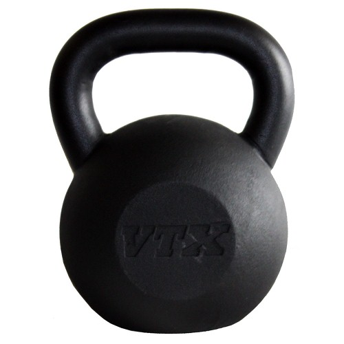 VTX by Troy Barbell 60 lb. Cast Iron Kettlebell