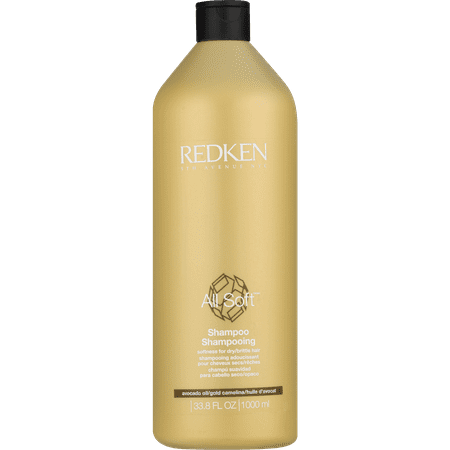 Redken All Soft Shampoo  33 8 Oz