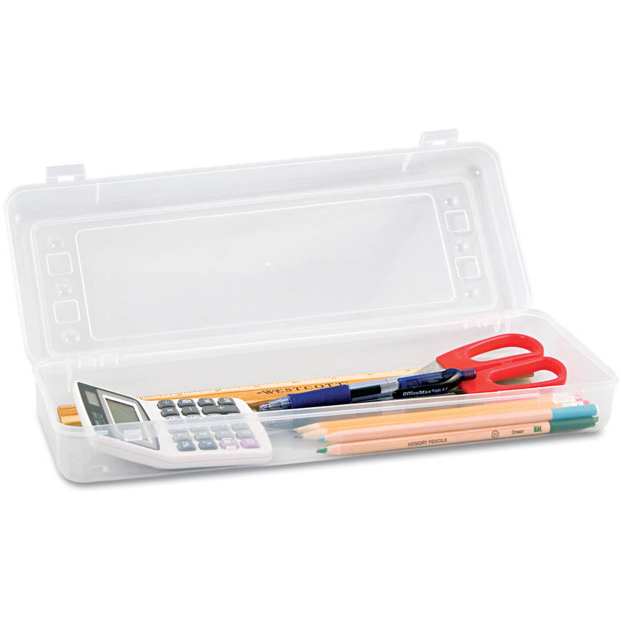 Innovative Storage Designs Stretch Art Box, Clear