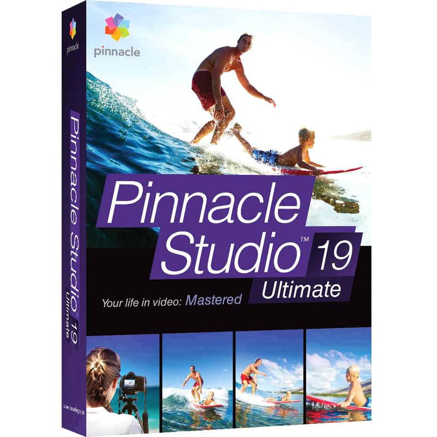 Pinnacle Studio 19 Ultimate ESD