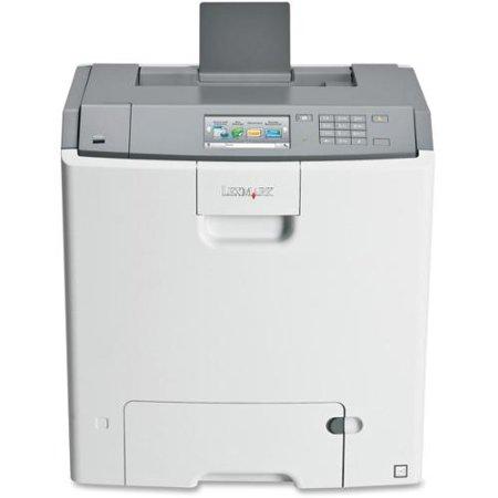 Lexmark C740 C748DE Laser Printer - Color - 2400 x 600 dpi Print - Plain Paper Print - Desktop - 35 ppm Mono / 35 ppm Co