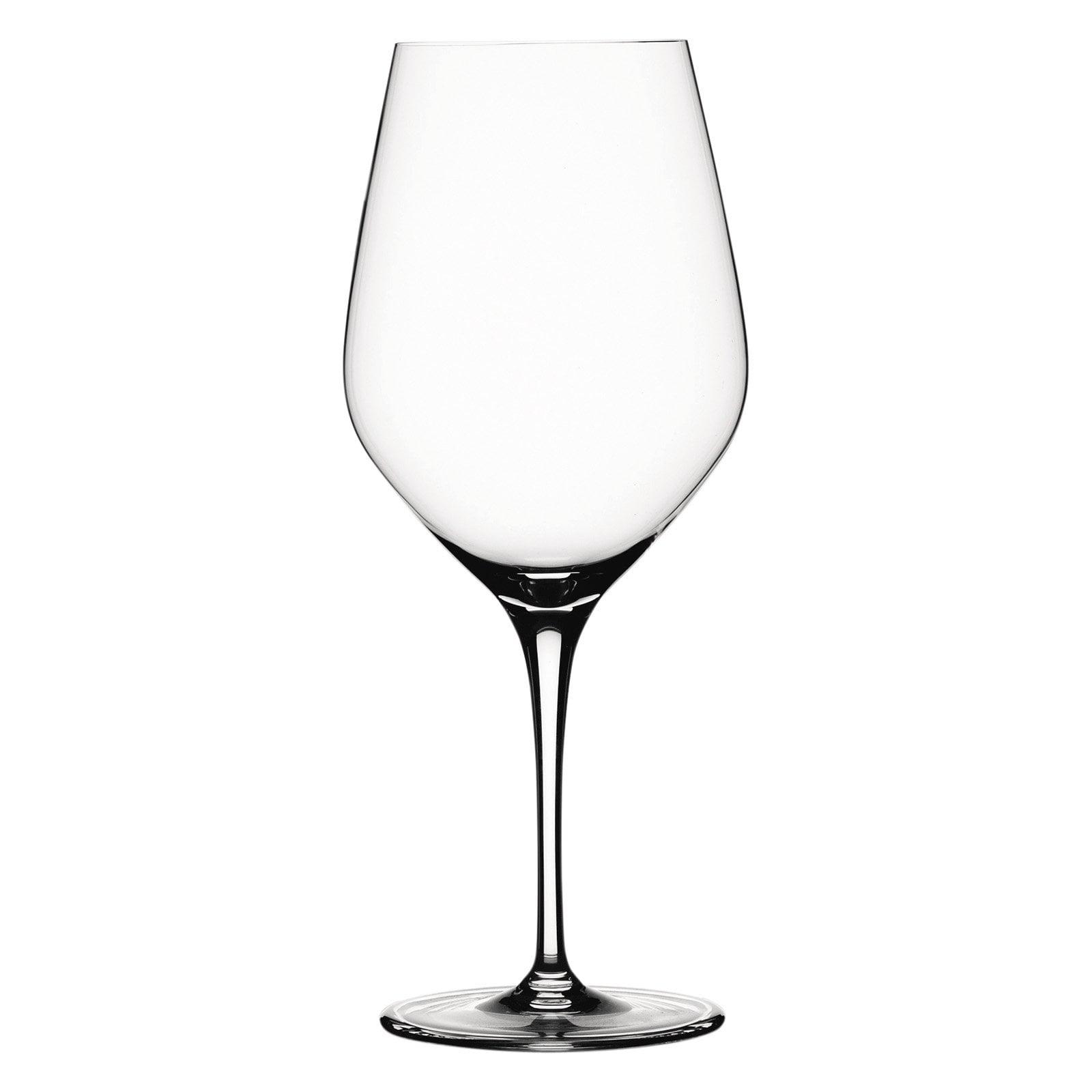 Spiegelau Authentis Bordeaux Glass Set of 4 by Spiegelau