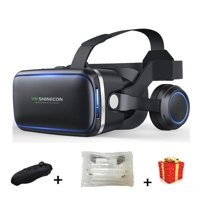 Virtual Reality Headset - Comfortable 3d VR Headset for iPhone & Android