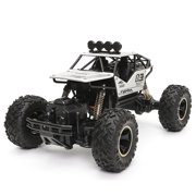 1/16 2.4GHz High Speed Mini Remote Control RC  Car Racing Car Off-Road Race Car with Remote Control with Shock Absorption System with Durable Tires Gift for Boys Kids Adults