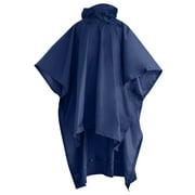Best Rain Ponchos - Adult Storm Backpacker Rain Poncho Review