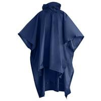 Adult Storm Backpacker Rain Poncho