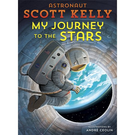 My Journey to the Stars (Hardcover) (Stars In My Eyes Stars In My Bed)