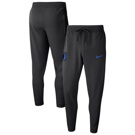 Duke Blue Devils Nike Basketball Showtime Pants - Anthracite
