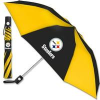Pittsburgh Steelers WinCraft 42'' Folding Umbrella - No Size
