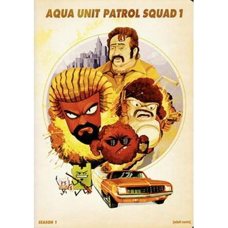 Aqua Unit Patrol Squad 1: Season 1 (DVD)