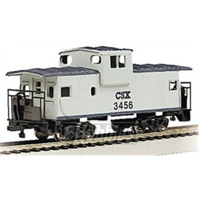 SPW BAC70768 36' Wide Vision Caboose CSX N