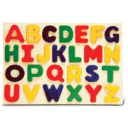 Raised Puzzle Small - Letters