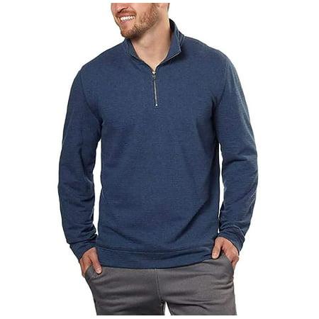 Calvin Klein Jeans Men's 1/4-Zip Pullover 4110708