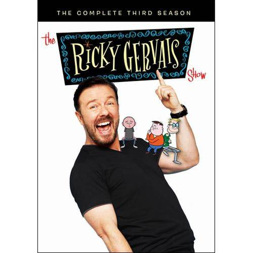 The Ricky Gervais Show: The Complete Third Season