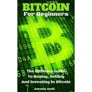 Bitcoin For Beginners - eBook
