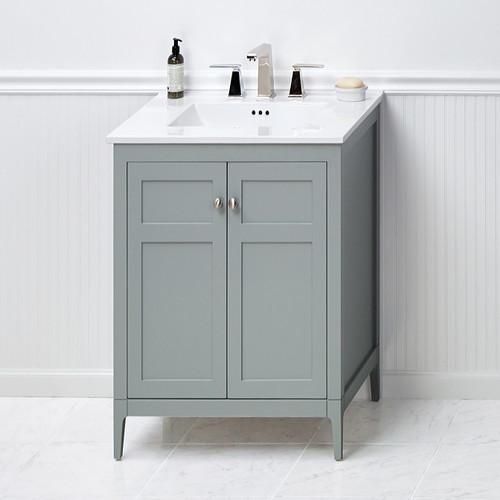 Ronbow Briella 24'' Single Bathroom Vanity Set
